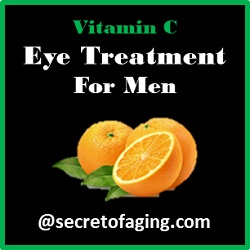 Vitamin C Eye Treatment for Men