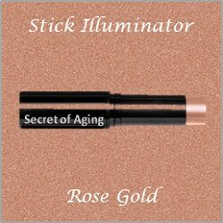 Stick Illuminator - Rose Gold