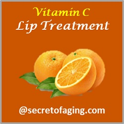 Vitamin C Lip Treatment by Secret of Aging
