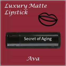 Ava Luxury Matte Lipstick
