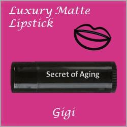 Gigi Luxury Matte Lipstick