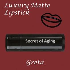 Greta Luxury Matte Lipstick