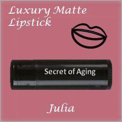 Julia Luxury Matte Lipstick