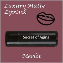 Merlot Luxury Matte Lipstick