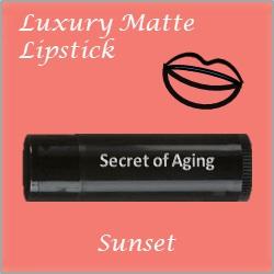Sunset Luxury Matte Lipstick