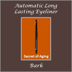 Automatic Long Lasting Eyeliner Bark by Secret of Aging