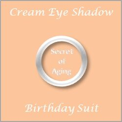 Cream Eye Shadow Birthday Suit by Secret of Aging