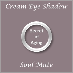 Cream Eye Shadow Soul Mate by Secret of Aging