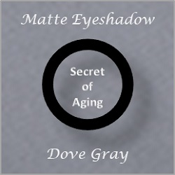 Matte Eyeshadow Dove Gray by Secret of Aging