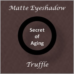 Matte Eyeshadow Truffle by Secret of Aging