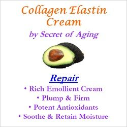 Collagen Elastin Cream Repair