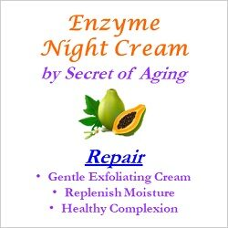 Enzyme Night Cream Repair