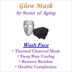 Glow Mask Wash Face