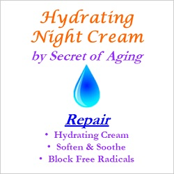 Hydrating Night Cream Repair
