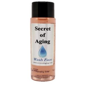 Hydrating Toner Wash Face by Secret of Aging