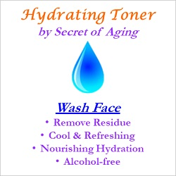 Hydrating Toner Wash Face