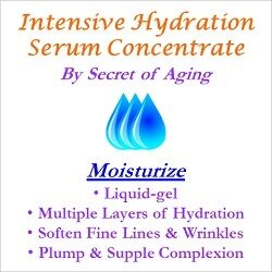 Intensive Hydration Serum Concentrate Moisturize