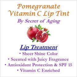 Pomegranate Vitamin C Lip Tint Treatment