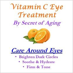 Vitamin C Eye Treatment Care Around Eyes