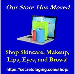 Secret of Aging Online Shopping Cart