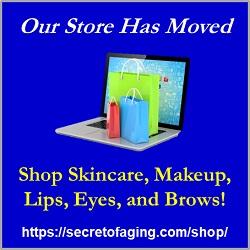 Secret of Aging Online Shopping Cart