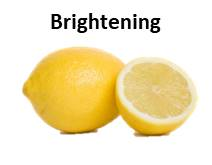 Brightening by Secret of Aging